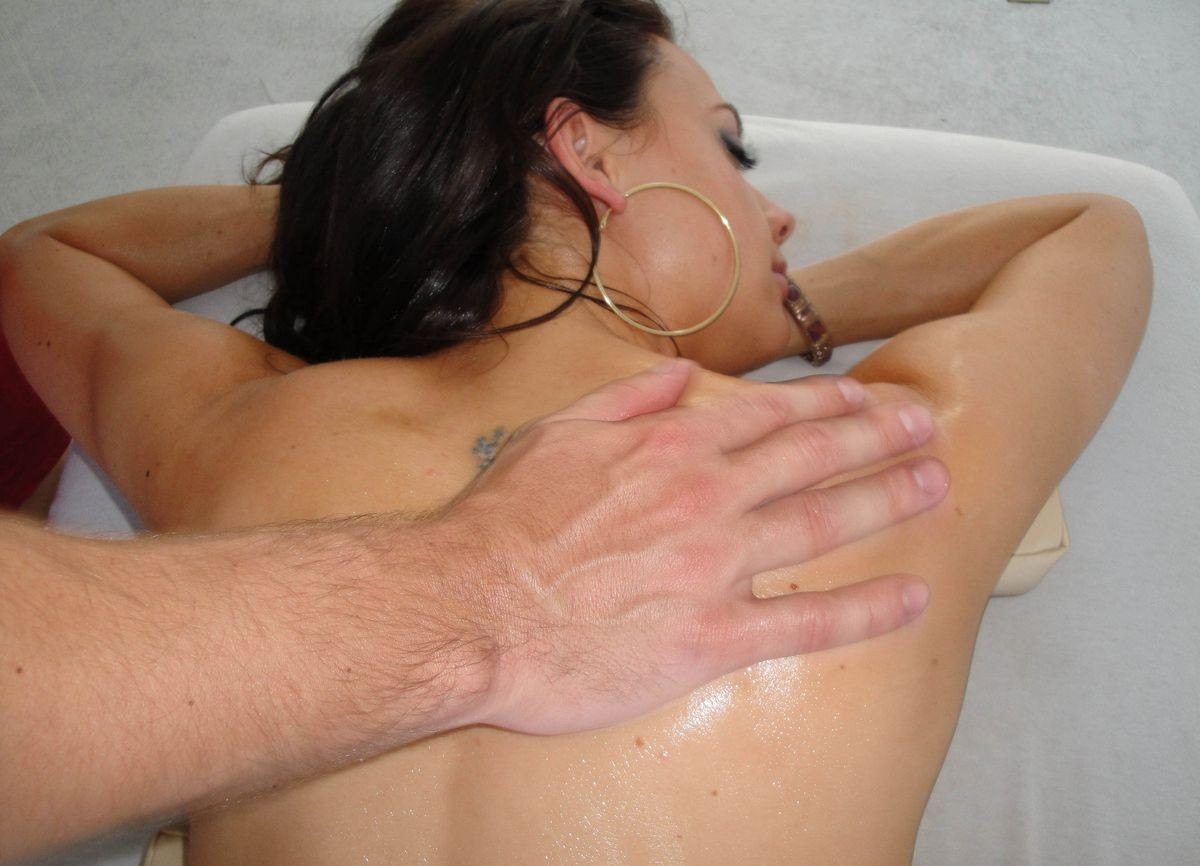 chanel preston massage